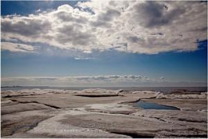 Разрушающийся лед
