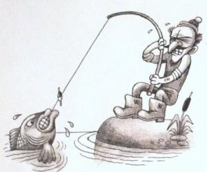 Как вы думаете пословицы и поговорки о рыбалке