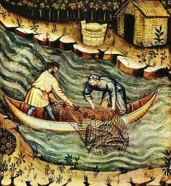 Ловить рыбу в мутной воде или ловить рыбку в мутной воде. Этот оборот часто можно услышать в современной жизни.