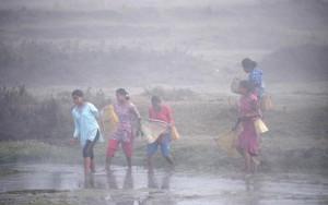 Так называемая «женская рыбалка» в Непале довольно оригинальна.      - В чем же ее оригинальность? – спросите вы.