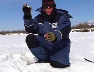 Рыбалка на чёртика